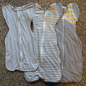 Love to Dream Swaddle Up (lot of 3 or individual)
